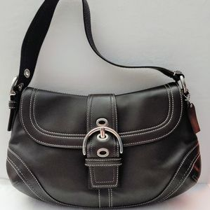 Coach Factory Chocolate Brown Purse